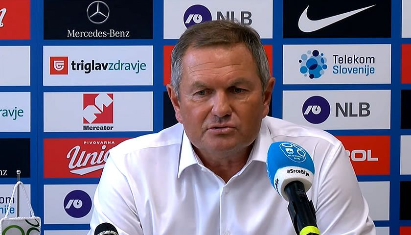 Matjaž Kek predstavil zenzam igralcev za tekmi z Malto in Rusijo