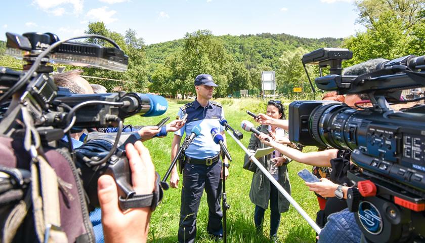 Do 5. junija poostren nadzor na meji s Hrvaško