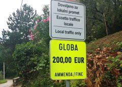 Občina Piran nadaljuje z reševanjem problematike tranzitnega prometa na lokalnih cestah