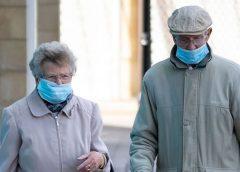 Vlada podaljšala epdemijo za 60 dni