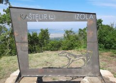 Odprtje informacijsko-interpretacijske točke Arheološkega parka Kašler