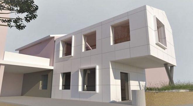 Občina Piran je začela gradnjo prizidka k osnovni šoli v Sečovljah