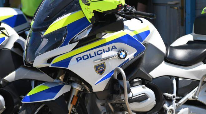 Poostren nadzor motoristov v prometu